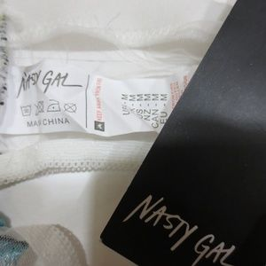 Nasty Gal Intimates & Sleepwear - ⭐For Bundles Only⭐Nasty Gal Panties See Through M